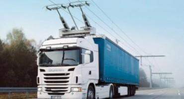 In Svezia la prima strada elettrica al mondo, sarà al servizio dei mezzi pesanti