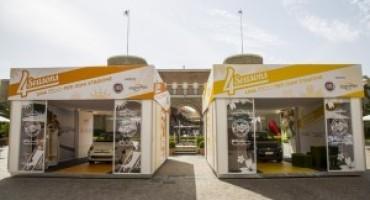 """LeasePlan sceglie i modelli della gamma Fiat 500 per l'originale formula """"4 Seasons"""""""