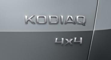 Skoda presenta il suo nuovo SUV, si chiamerà Kodiaq