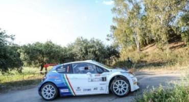 Campionato Italiano Rally, Paolo Andreucci vince per la decima volta la Targa Florio