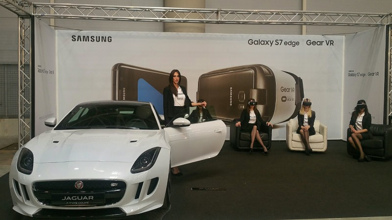 InControl Apps e Jaguar Incontrol al Super-Roma Auto Show