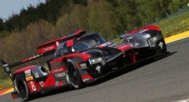 6H Spa-Francorchamps, vince Audi, ritiro per la Toyota