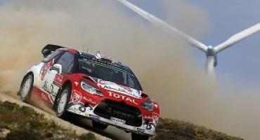 WRC: Kris Meeke con la Citroen vince il Rally del Portogallo
