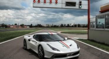 Ferrari 458 MM Speciale, l'ultima creazione One-Off della casa di Maranello