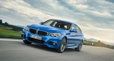 BMW svela la nuova Serie 3 Gran Turismo
