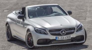 Mercedes-AMG C 63, guida esaltante ed emozioni open air