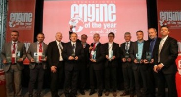 """PSA Groupe, il motore 3 cilindri turbo PureTech è """"Motore dell'anno 2016"""" nella categoria 1.0-1.4"""