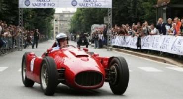 L'Automobile Club Torino al Salone dell'Auto Parco Valentino con la mitica Lancia D50
