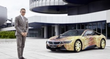 BMW i8 Futurism Edition, l'ultima creazione di Garage Italia Customs