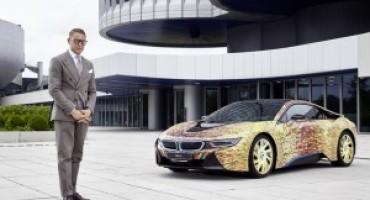 BMW i8 Futurism Edition, l'ultima creazione di Garage Italia Customs