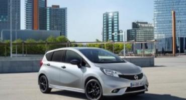 Nissan presenta Note Black Edition, la compatta per chi vuole distinguersi con stile