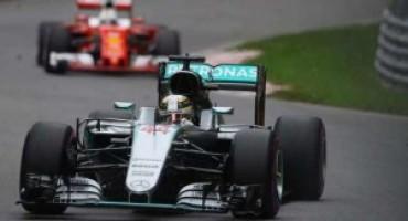 Formula 1 GP Canada, Lewis Hamilton vince sul circuito di Montreal davanti a Vettel e Bottas