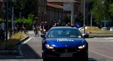 Maserati: al via la terza edizione del Tour ciclistico Parigi-Modena (4/9 Giugno)