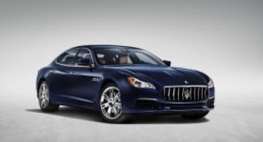 Maserati svela la nuova Quattroporte, nuovi gli esterni e raffinate soluzioni per gli interni