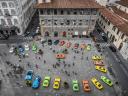 Lamborghini Miura Tour, si chiude a Firenze il più grande raduno Miura degli ultimi decenni
