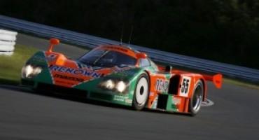 Mazda ricorda la vittoria della 787B alla 24 Ore di Le Mans