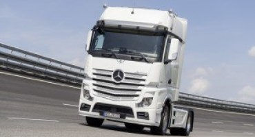 Mercedes-Benz Trucks: anteprima IAA 2016