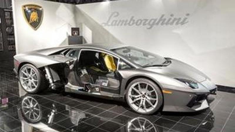 Lamborghini inaugura a Seattle un nuovo centro di ricerca sulla fibra di carbonio