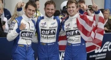 Sabelt trionfa alla 24 Ore di Le Mans, vincendo in tre categorie