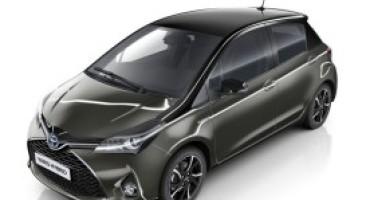 Toyota presenta la nuova Yaris Trend Platinum Edition
