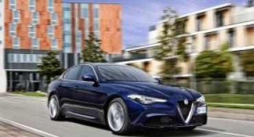 La nuova Alfa Romeo Giulia ottiene le 5 stelle EuroNCAP
