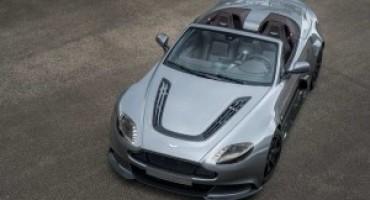 Aston Martin presenta la nuova Vantage GT12 Roadster, la sua open air più estrema