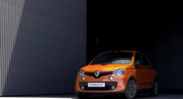 Renault Sport svela la nuova Twingo GT