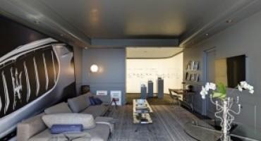 L'Hotel de Paris di Montecarlo celebra l'eleganza Maserati
