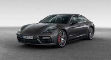 Nuova Porsche Panamera, il fascino di una berlina, il cuore di una GT