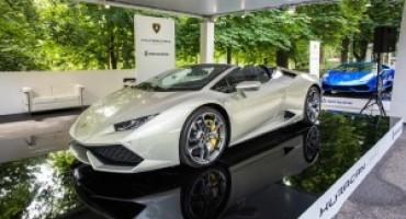 Lamborghini è presente alla seconda edizione del Salone dell'Auto di Torino