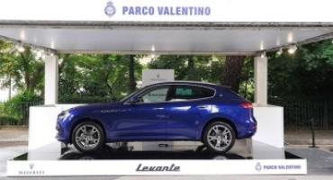 Maserati alla seconda edizione del Salone dell'Auto di Torino-Parco Valentino
