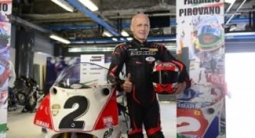 L'Autodromo di Monza saluta Fabrizio Pirovano