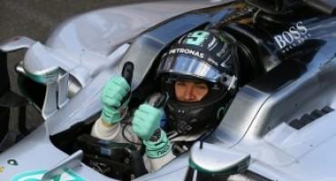 Formula 1 – GP d'Europa: Rosberg domina sul tracciato di Baku davanti a Vettel e Perez