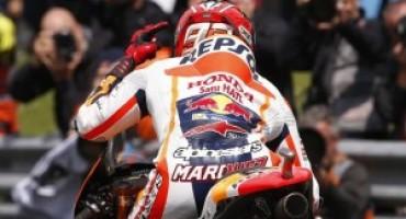 MotoGP 2016, Assen: momentous second place for Marquez in weather-affected Dutch TT