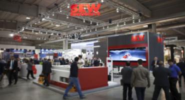 SEW-EURODRIVE alla SPS IPC Drives Italia