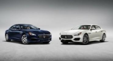 Maserati chiude il primo semestre 2016 con un incremento dell'8%