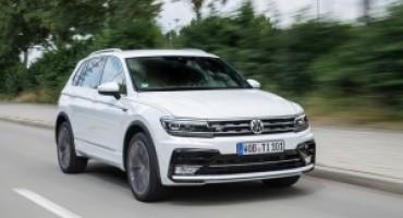 Nuova Volkswagen Tiguan, ora ancora più performante con il 2.0 TDI biturbo da 240 CV