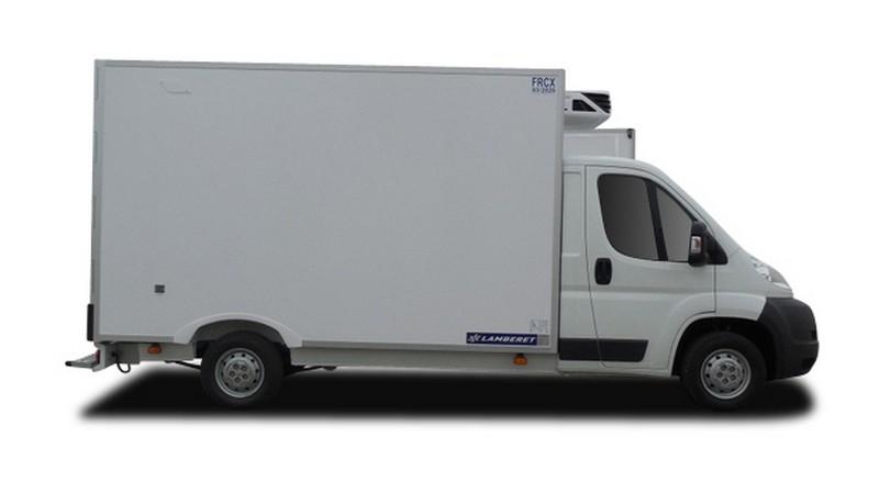 Peugeot sceglie Lamberet, leader europeo nel settore del trasporto refrigerato
