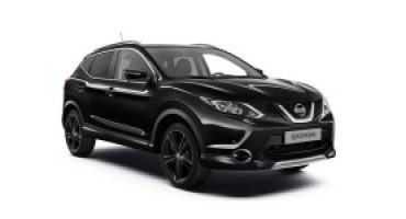 Nissan Lancia il nuovo Qashqai Black Edition
