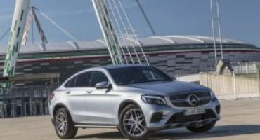 Mercedes-Benz GLC Coupé, il SUV sportivo della Stella