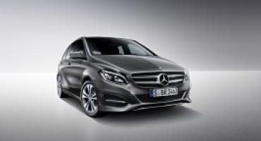 La nuova Mercedes classe B NEXT parla al cuore delle donne