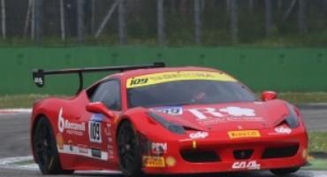 CAAL Racing debutta nel Campionato Italiano GT con Luigi Ferrara e Leonardo Baccarelli