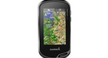Garmin Oregon 700, i nuovi GPS portatili per le tua attività fuori porta