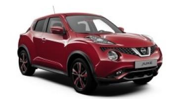 Nissan presenta il nuovo Juke Dynamic, ancora più attraente e in edizione limitata