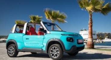 Citroën E-Mehari, il mercato italiano è pronto ad accoglierla
