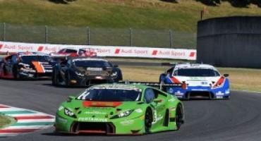 ACI Racing Weekend, grande spettacolo al Mugello dove si chiude la prima parte del Campionato