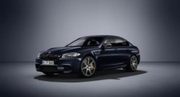 "BMW M5 ""Competition Edition"", la special griffata M"