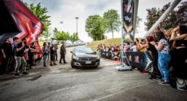 Peugeot e X Factor 2016 alla ricerca di nuovi talenti