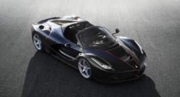 Ferrari svela le prime immagini de LaFerrari scoperta