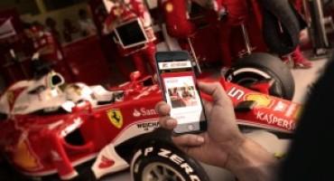 Scuderia Ferrari, la nuova app All Access per IOS è online